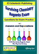 Surviving Chemistry Regents: Questions for Exam Practice