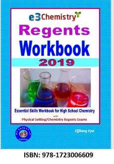 E3 Chemistry Regents Workbook 2019