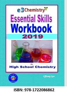 E3 Chemistry Essential Skills Workbook 2019